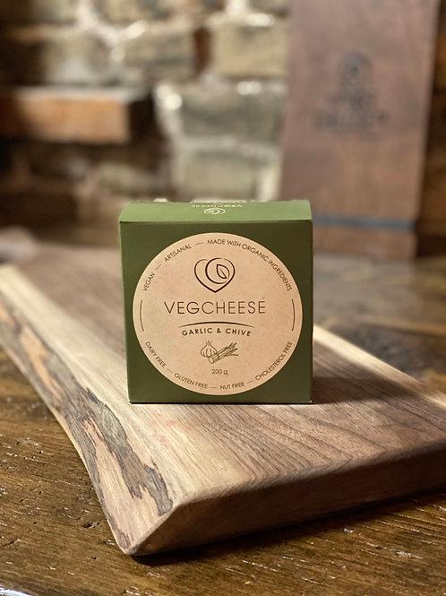 Vegcheese Garlic and Chive