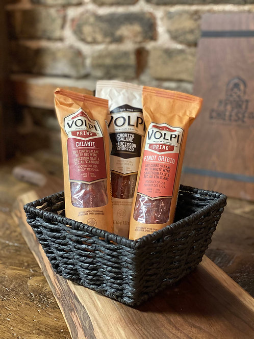 Volpi Dry Cured Salami