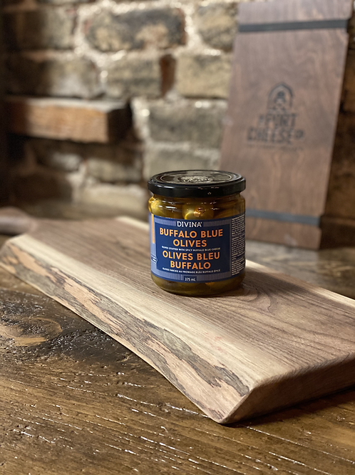 Divina Buffalo Blue Stuffed Olives