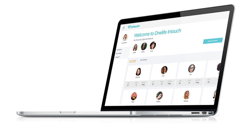Onlife Intouch Patient monitoring