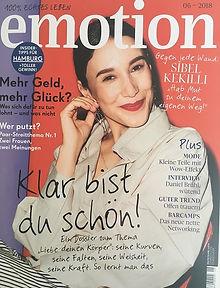 Femisphere emotion magazine