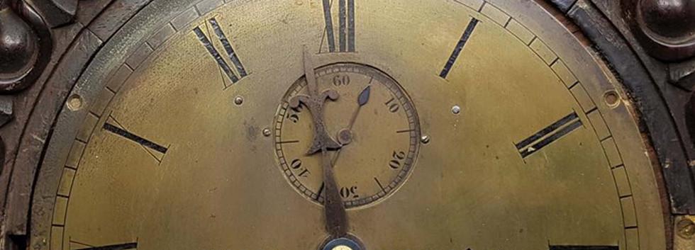 Walsh Jones & Co Melbourne Marine Clock