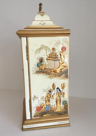 Chinoiserie Bracket Clock