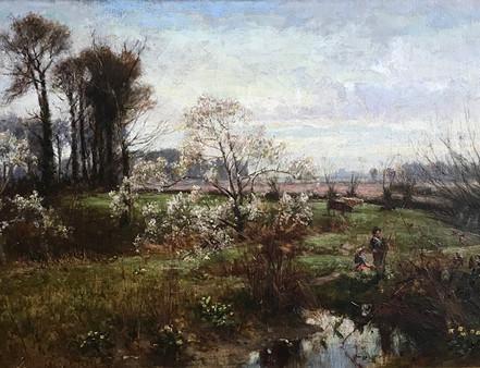 George Gray, Rural Scene