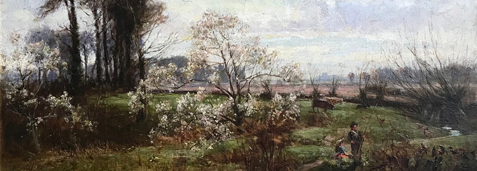 George Gray, Rural Scene