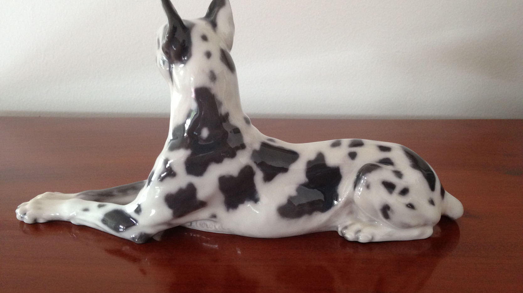 Royal Copenhagen Danish Dog Figurine