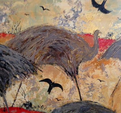 Colleen M Parker Australian Artist