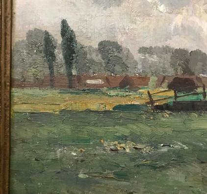 Sir William Ashton Oil Painting