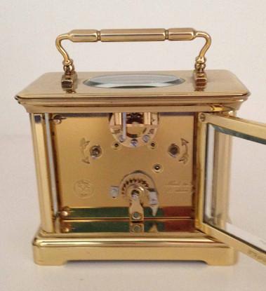 L'Epee Dual Tmezone Clock