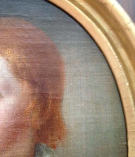 18th Century English School Portrait of a Boy
