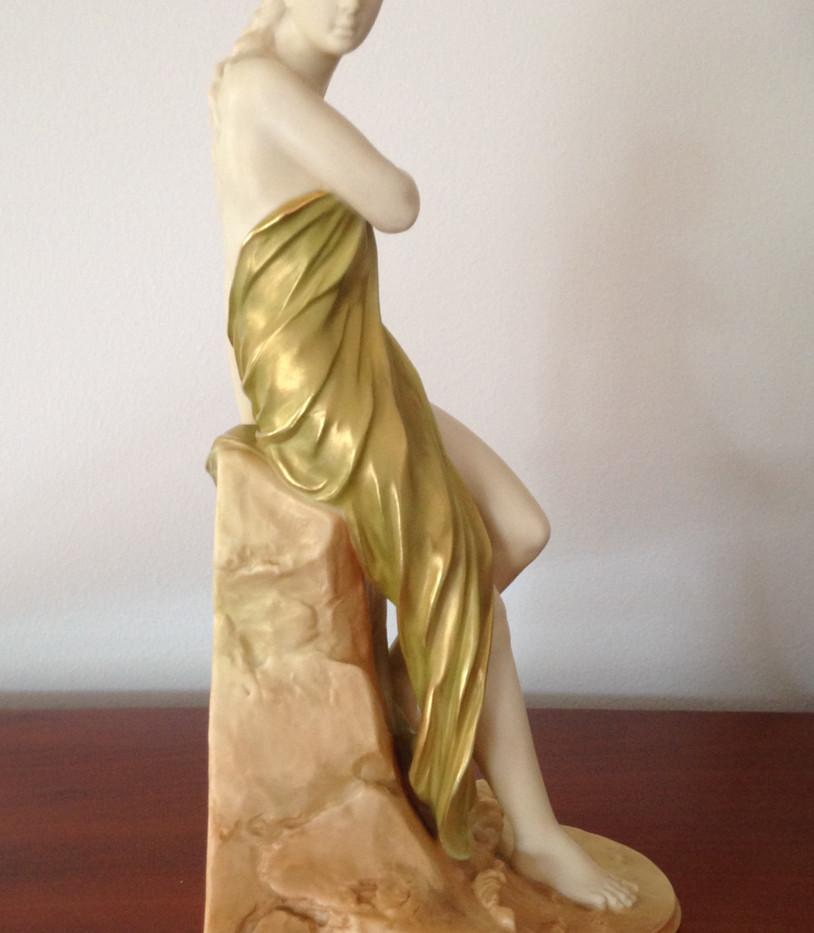Royal Worcester Isis Figurine