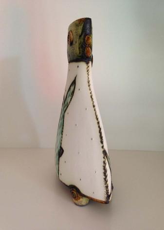 Charmaine Haines Face Vase