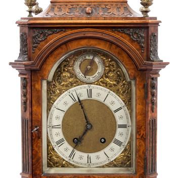 Lenzkirch Chiming Mantel Clock