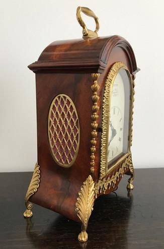 George III Mantel Clock