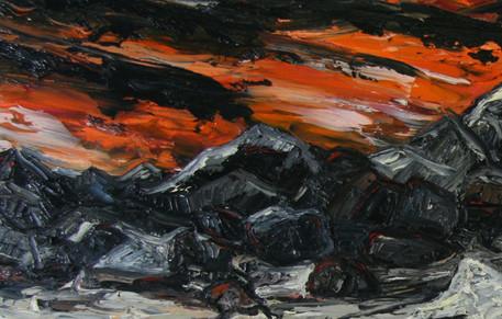 Brent Shegog Impasto Oil