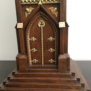 French Four Face Tower Clock