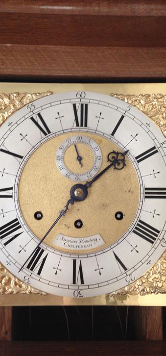 Robert Mouseman Thompson Longcase Clock
