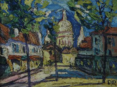 Preben Rasmussen, Sacre Coeur 1