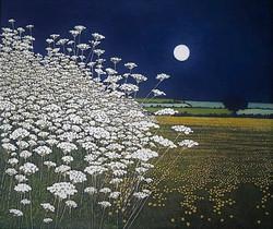 Phil Greenwodd Moon Lights Lithograph