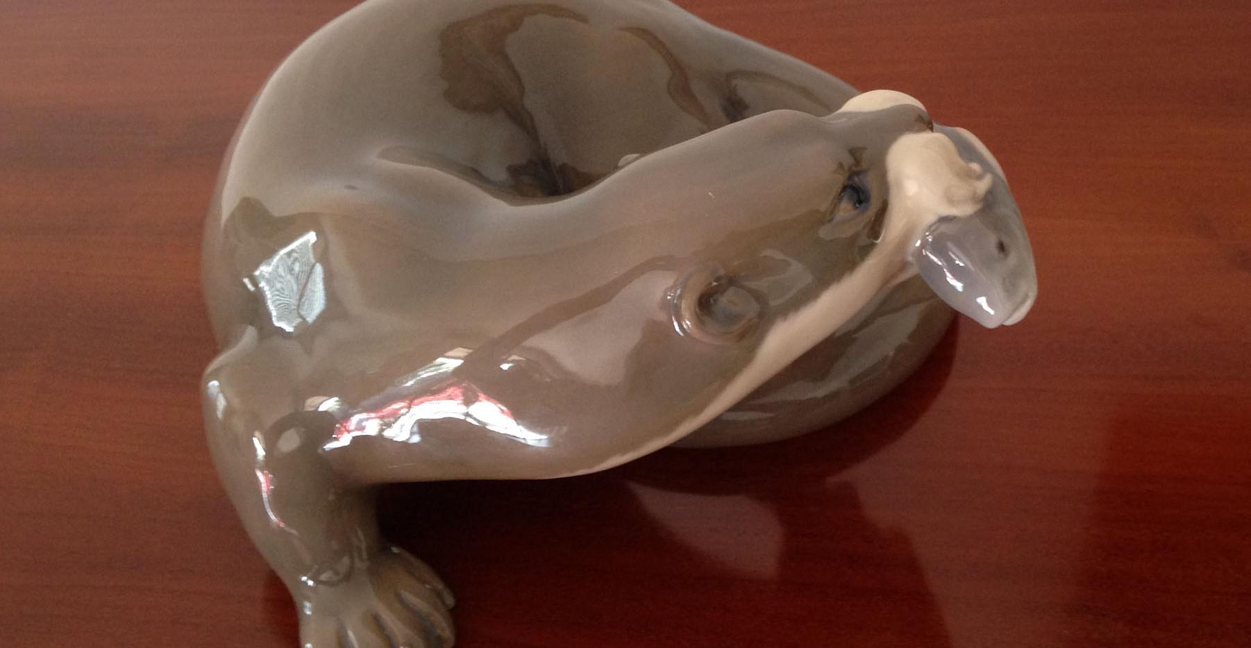 Bing and Grondahl Porcelian Figurine