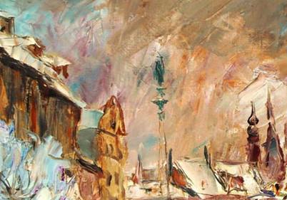 Wociech Kosowski Warsaw Painting