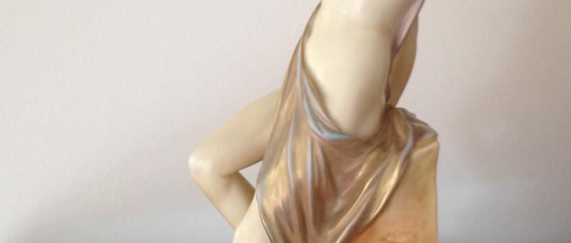 Royal Worcester Sabrina Figurine