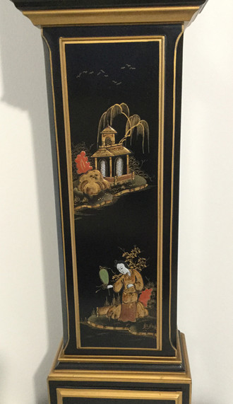 Elliott of London Miniature Longcase Clock