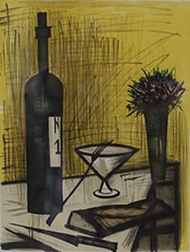 Bernard Buffet, Bread & Wine