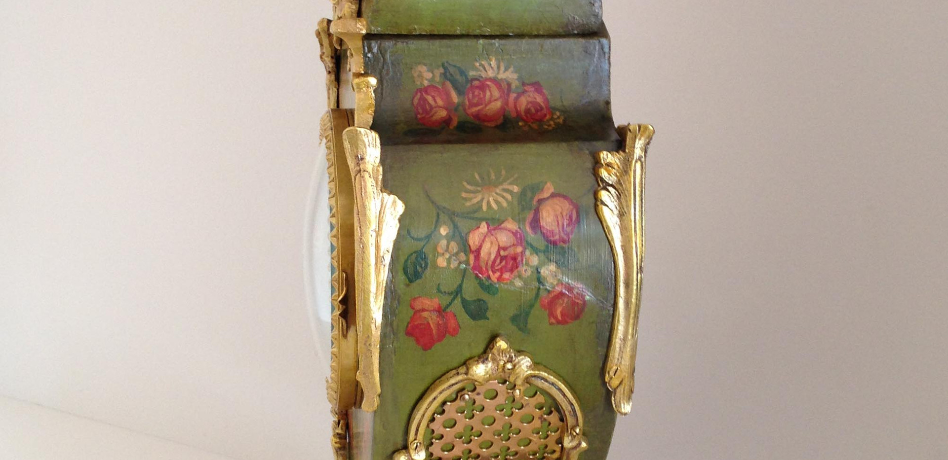 Louis XV Style Clock