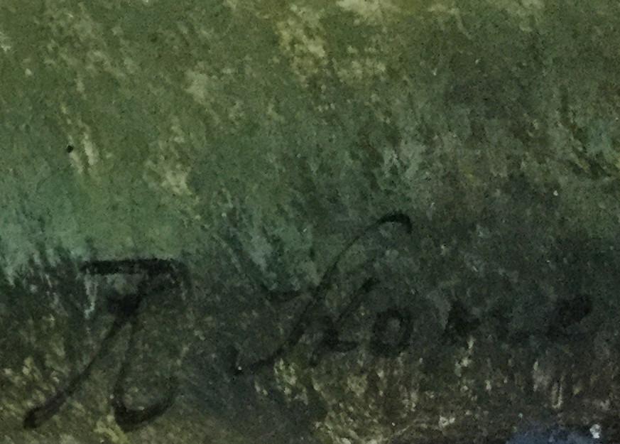 Robert Stone Signature