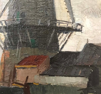 Sir William Ashton (English/Australian Artist)