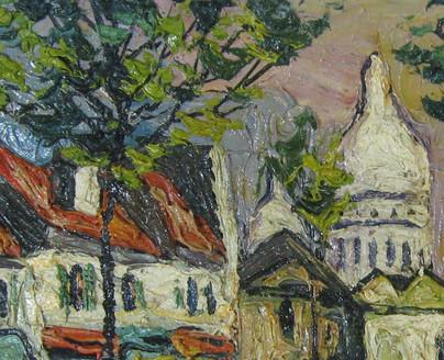 Preben Rasmussen Impressionist Artist