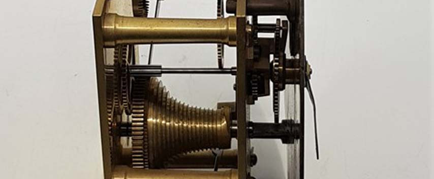 Walsh Jones & Co Marine Clock Circa 1854