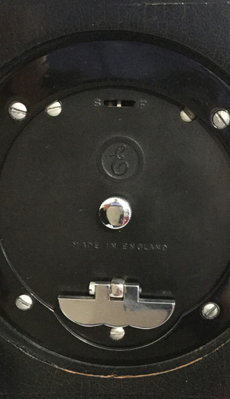 Elliott Miniature Longcase Clock, Movement