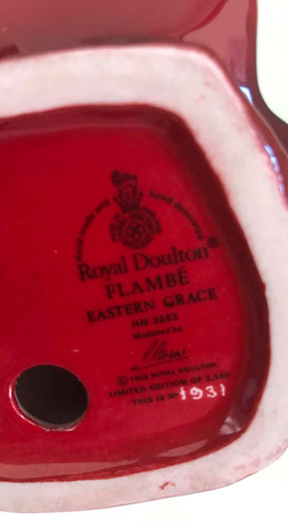 Limited Edition Figurine by Royal Doulton