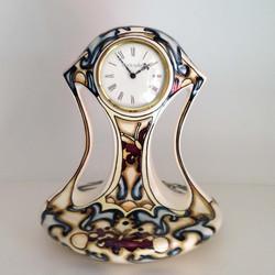 Black Ryden Ceramic Clock