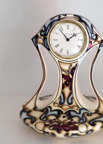 Black Ryden Limited Edition Clock