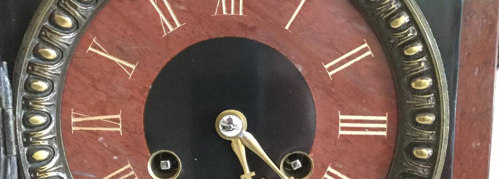 Louis XV Style Clockface