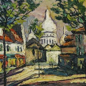 Preben Rasmussen (Danish 1919-1970)