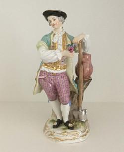Meissen Gardner Figurine