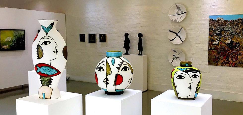 Charmaine Haines Ceramic Gallery