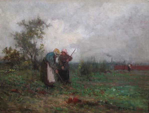 Robert McGregor, Field Workers