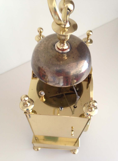 French Officers Capucine Clock