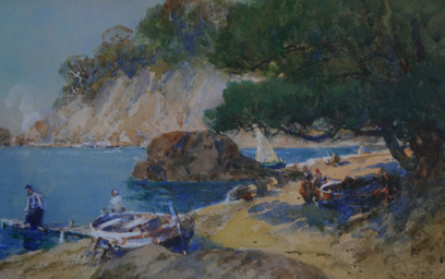George Haite, South of France