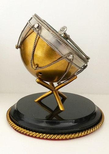 JJ Hicks Timpani Drum Barometer