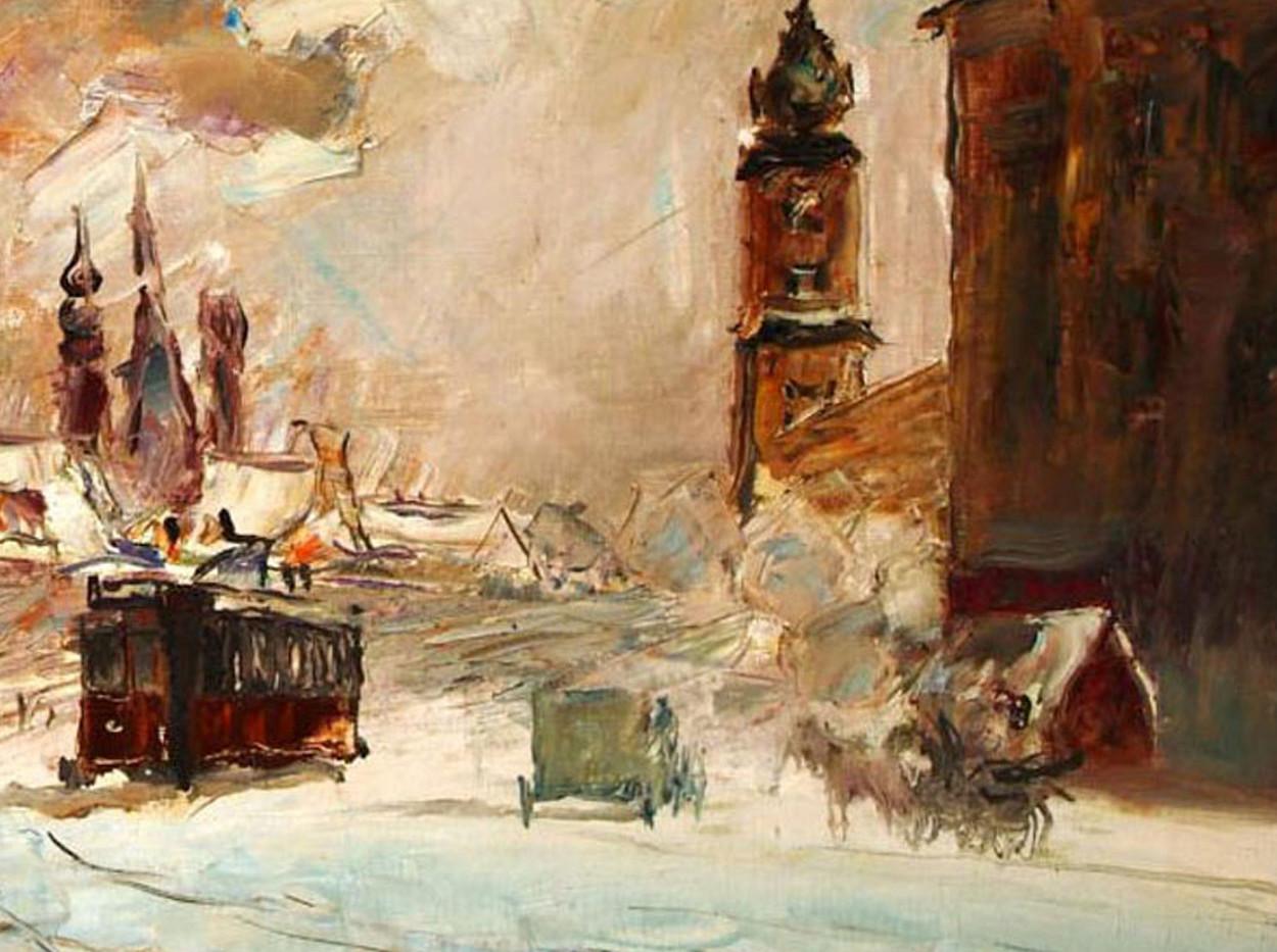 Wociech Kosowski Polish Artist