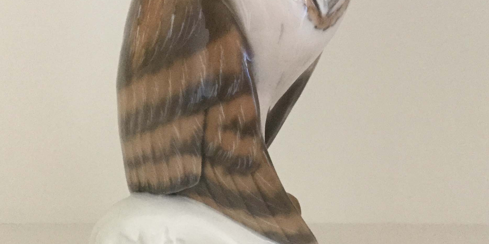 Royal Copenhagen Barn Owl