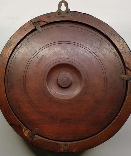 Walsh Jones & Co Circa 1854 Marine Clock