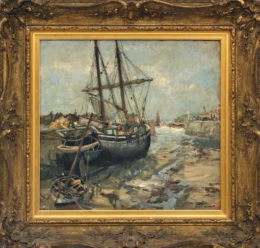 Eugene Dekkert, Scottish Harbour