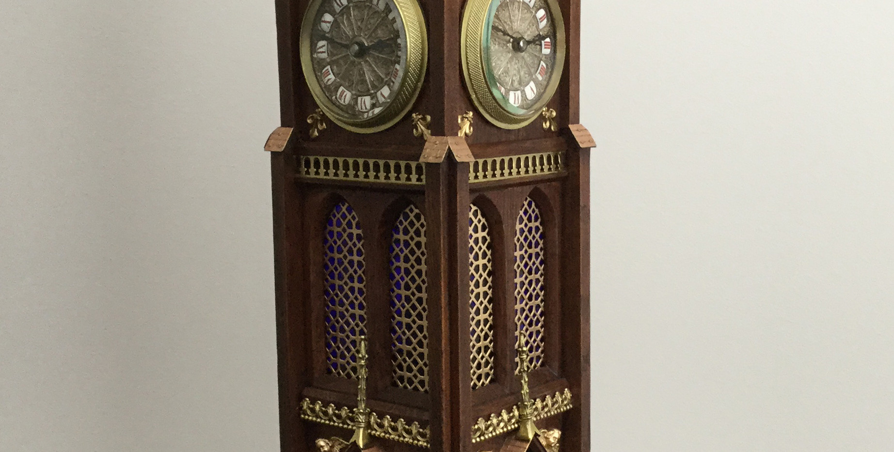 French Blumberg Tower Clock